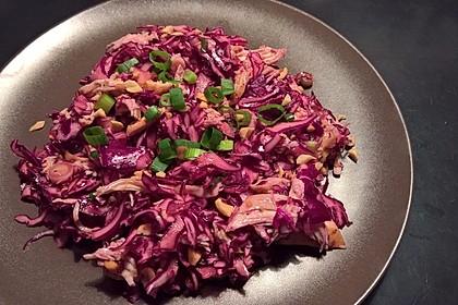 Hähnchen-Kraut-Salat 2