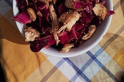 Hähnchen-Kraut-Salat 4