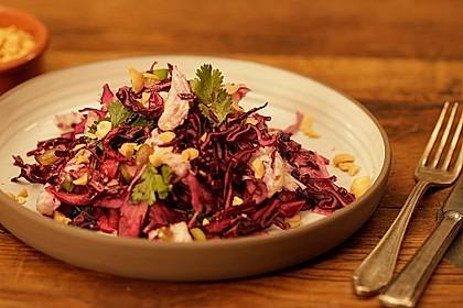 Hähnchen-Kraut-Salat 1