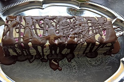 Kalter Hund mit weißer Schokolade 3