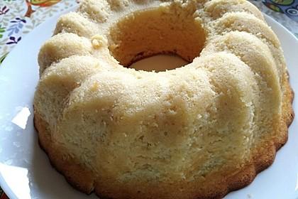 Einfacher Marzipankuchen mit zwei Zutaten 10