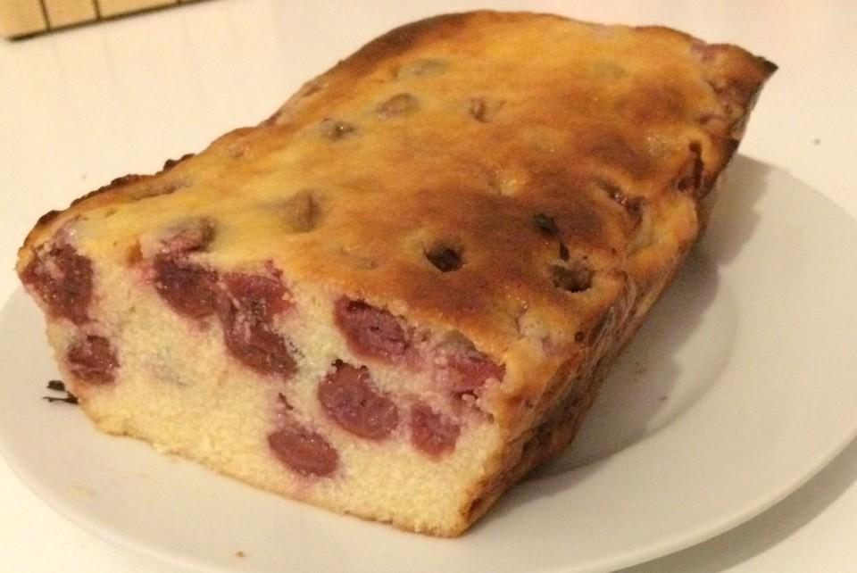 Kirsch Quark Kuchen Ein Raffiniertes Rezept Chefkoch De