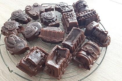 Schokoladenkuchen - glutenfrei, ohne Zuckerzusatz 10