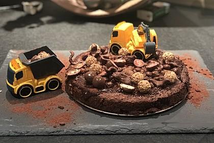 Schokoladenkuchen - glutenfrei, ohne Zuckerzusatz 2
