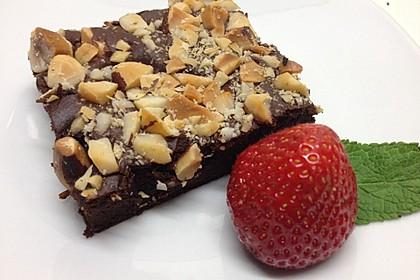 Gesunde Brownies – glutenfrei, zuckerfrei 3