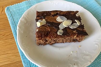 Gesunde Brownies – glutenfrei, zuckerfrei 8