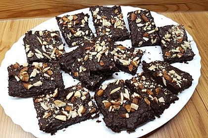 Gesunde Brownies – glutenfrei, zuckerfrei 4