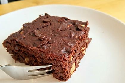 Gesunde Brownies – glutenfrei, zuckerfrei 1