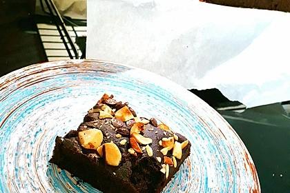 Gesunde Brownies – glutenfrei, zuckerfrei 9