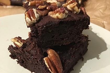 Gesunde Brownies – glutenfrei, zuckerfrei 2