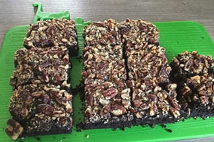 Gesunde Brownies – glutenfrei, zuckerfrei 10