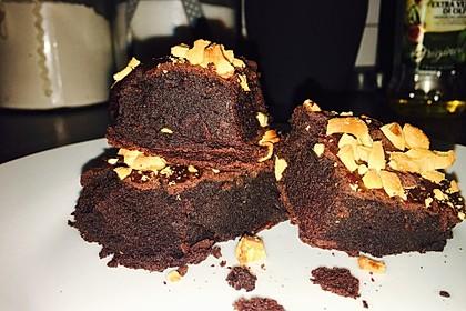 Gesunde Brownies – glutenfrei, zuckerfrei 7
