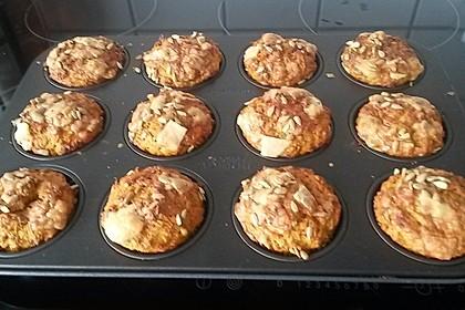 Süßkartoffel-Muffins mit Parmesan und Chili 6