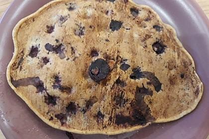 Ofenpfannkuchen mit Heidelbeeren 1