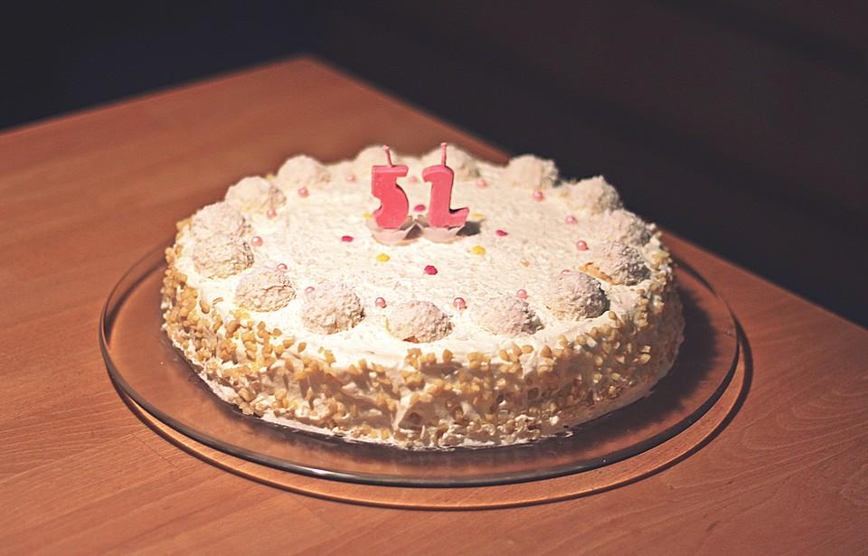 Raffaello Kuchen Von Laurinchen92 Chefkoch De