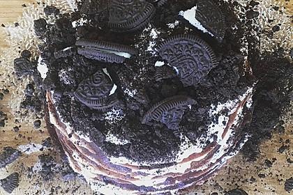 Oreo-Crêpe-Torte 7
