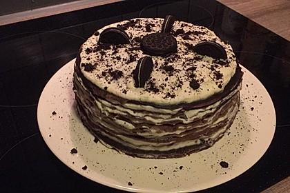 Oreo-Crêpe-Torte 2