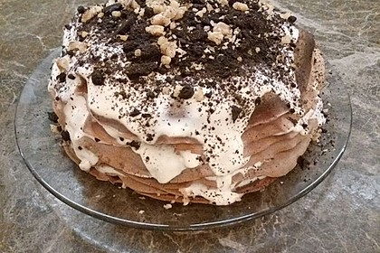 Oreo-Crêpe-Torte 6