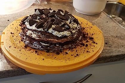 Oreo-Crêpe-Torte 8