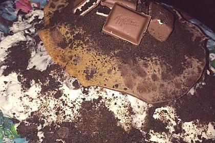 Oreo-Crêpe-Torte 12