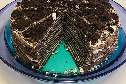 Oreo-Crêpe-Torte 4