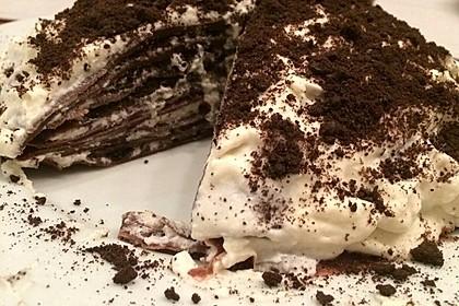 Oreo-Crêpe-Torte 5