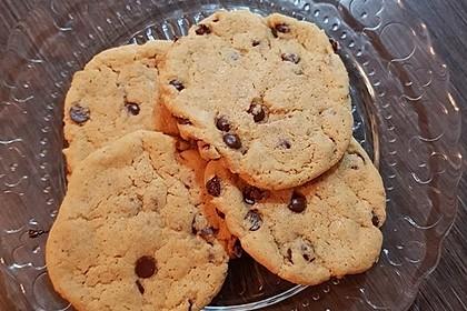 Köstliche Schoko-Cookies, wie bei Millies Cookies (Bild)