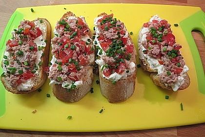 Thunfisch-Bruschetta à la Heike 1