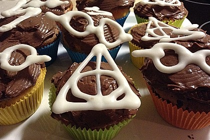 Harry Potter Muffins