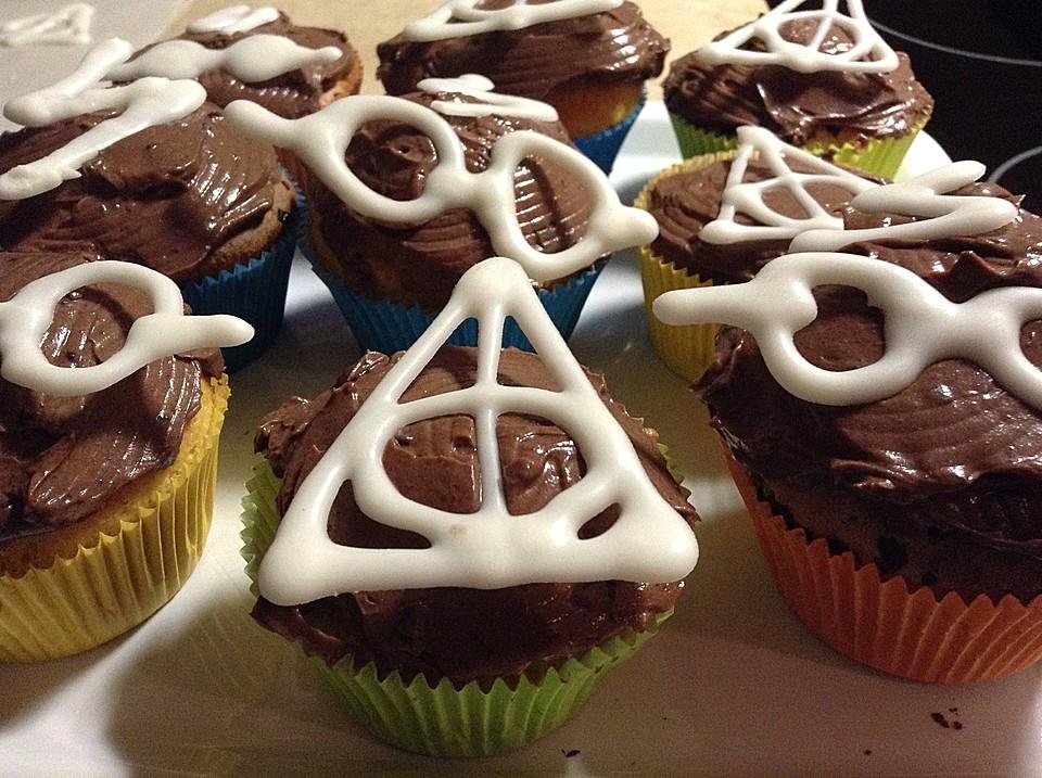 Harry Potter Muffins Von Cybercat7 Chefkoch De