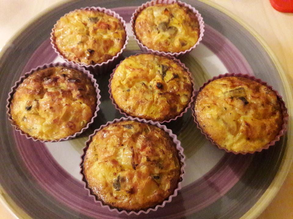 Herzhafte Low Carb Muffins Von Manu1000 Chefkoch