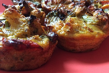 Herzhafte Low Carb Muffins 2