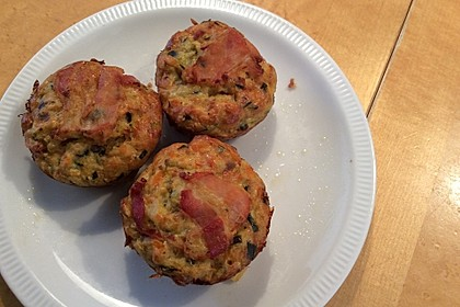 Herzhafte Low Carb Muffins 8