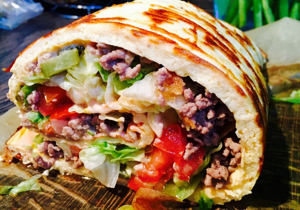 Sommerküche Low Carb : Low carb big mac rolle von sleepwalker chefkoch