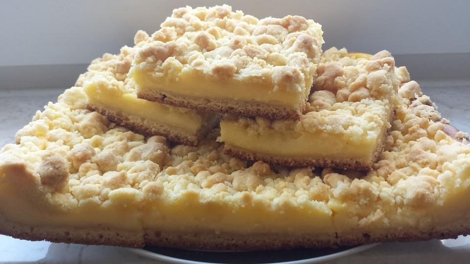 Hefe Streuselkuchen Mit Pudding Von Nicci0476 Chefkoch De