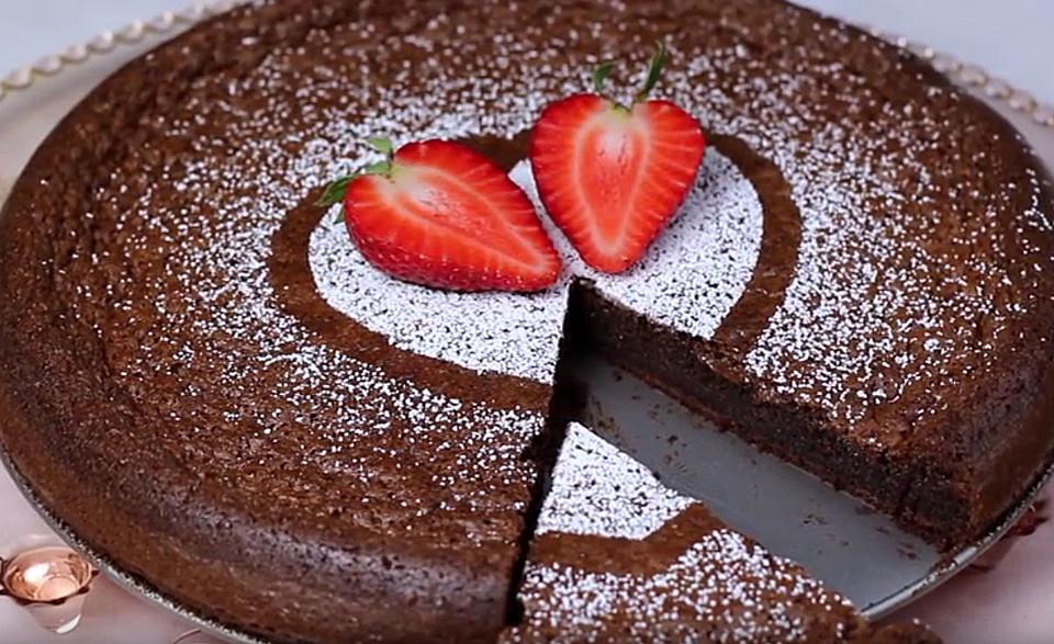 Schoko Nutella Kuchen Von Simon Rieser Chefkoch De