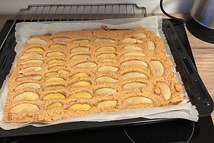 Apfel-Nuss-Kuchen vom Blech 1