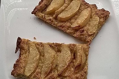 Apfel-Nuss-Kuchen vom Blech