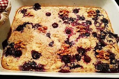 Baked Oatmeal (Bild)