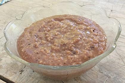 Schoko-Porridge 3