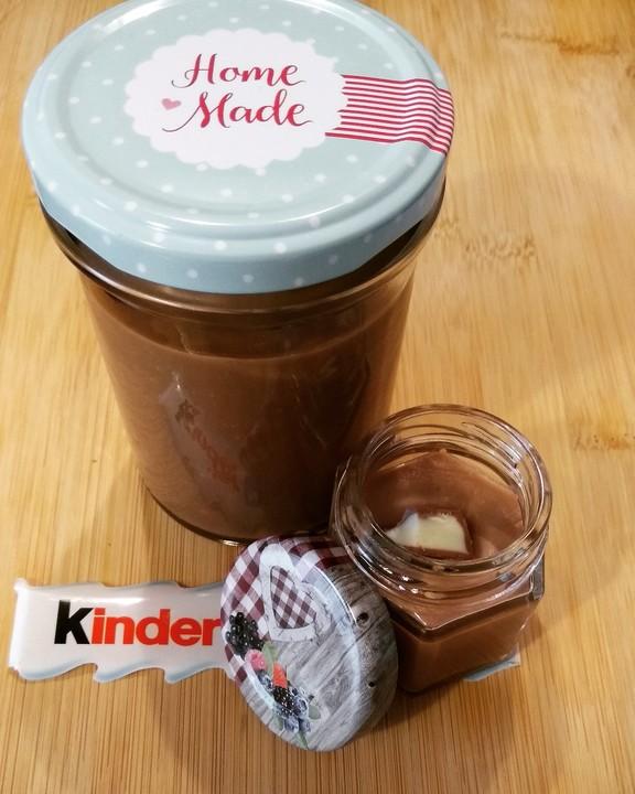 Kinderschokoladen Aufstrich Von Lieblingsdino78 Chefkoch