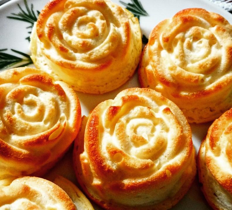 Kasekuchenmuffins Kalorienarm Fettarm Und Eiweissreich