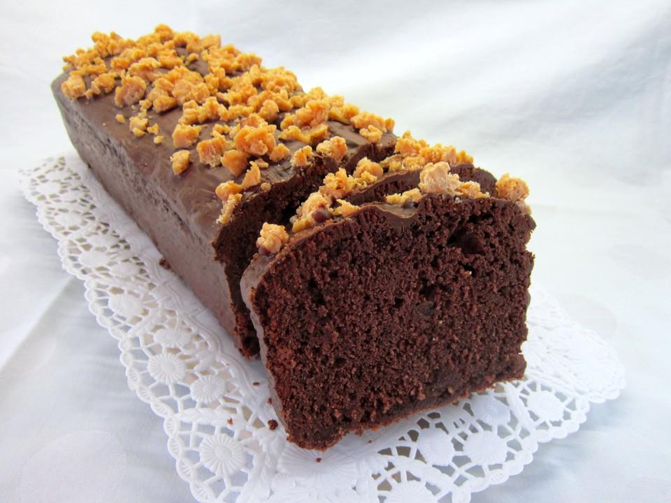 Schoko Karamell Kuchen Von Trekneb Chefkoch De