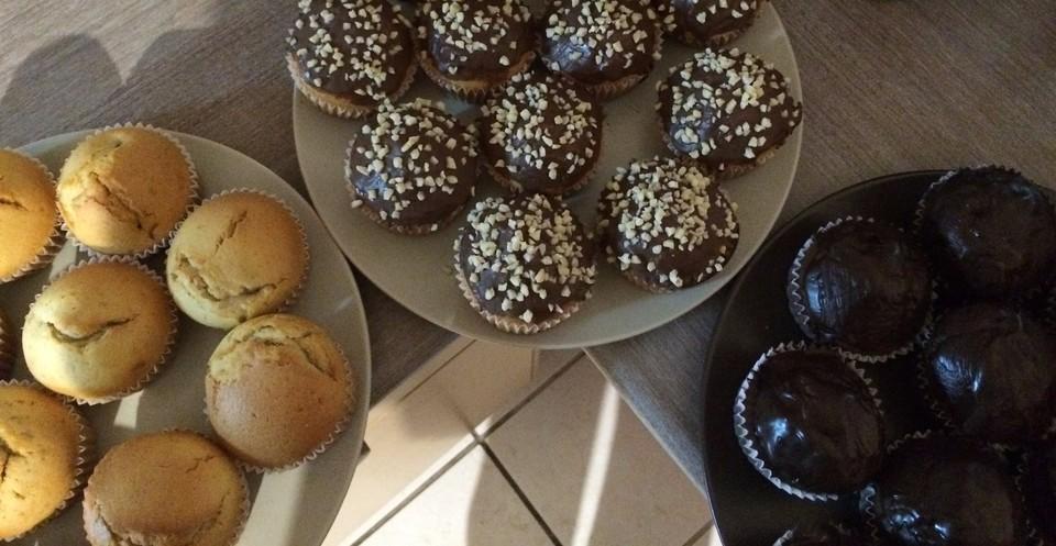Muffin rezept fur 30 muffins