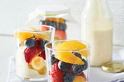 Fruit Salad to go mit Zitrus-Dressing 1
