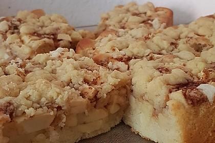 Eierlikör-Apfel-Kuchen 1