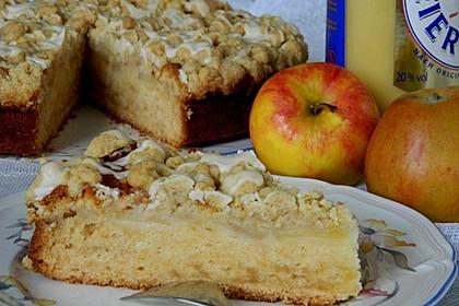 Eierlikör-Apfel-Kuchen 3