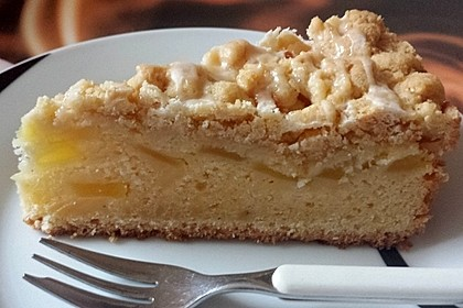Eierlikör-Apfel-Kuchen
