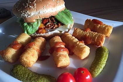 Sloppy Joes – Amerikanische Hackfleisch-Burger 12