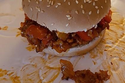 Sloppy Joes – Amerikanische Hackfleisch-Burger 5